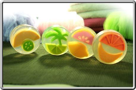 Jabones decorativos en base de glicerina.   Una linda opcion de regalo   :D