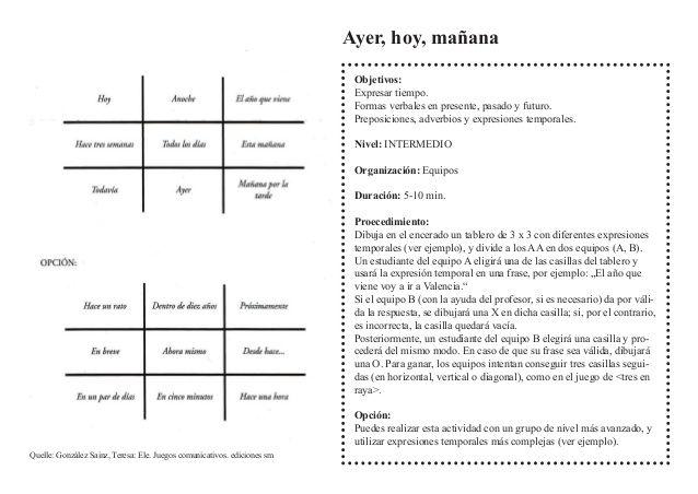 adjetivos en español pdf - Buscar con Google