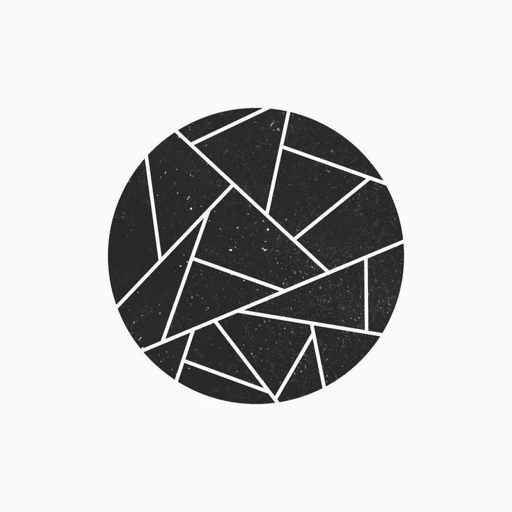 dailyminimal:  #MI15-198A new geometric design every day.