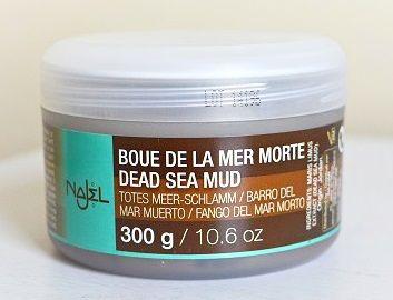 Błoto z Morza Martwego - naturalna maska na całe ciało - odżywia, nawilża i odmładza. Godne polecania każdemu :)