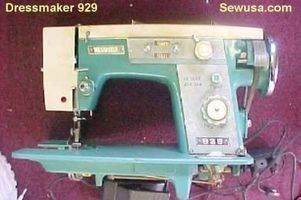 How to Thread a Dressmaker Sewing Machine thumbnail