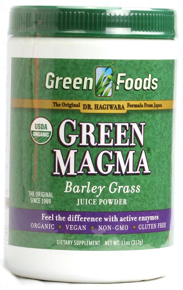 Green Foods Green Magma® Barley Grass Juice Powder