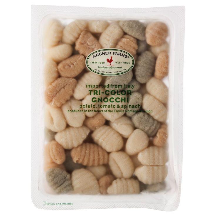 Tri-Color Gnocchi Pasta - Archer Farms