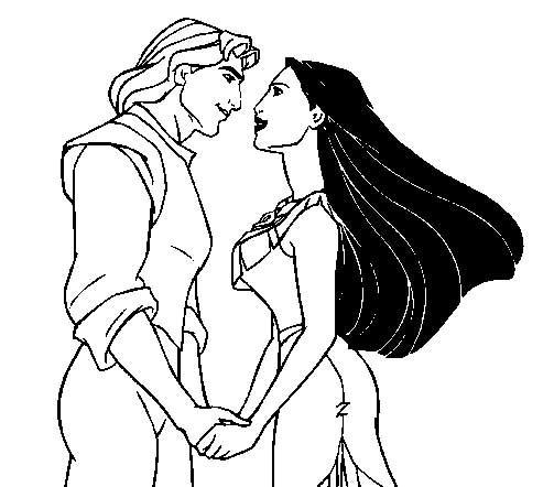 romantic coloring pages - photo #43