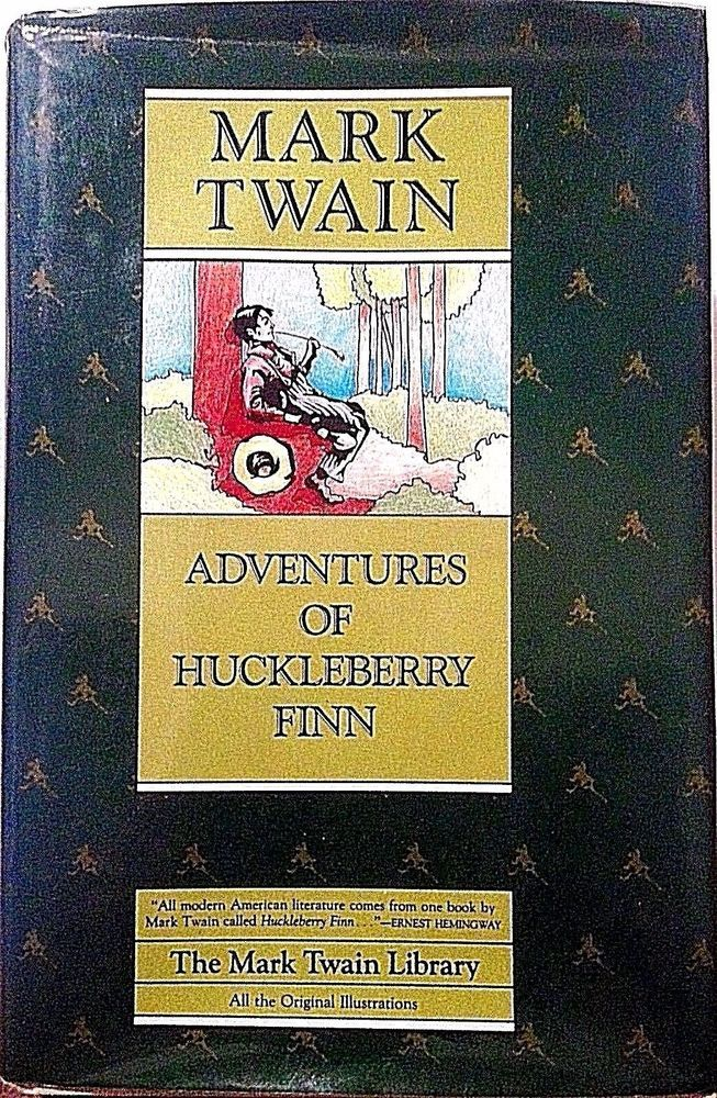 the symbolism of games in mark twains adventures of huckleberry finn Fandoms: adventures of huckleberry finn - mark twain, adventures of tom sawyer - mark twain, tom sawyer and huckleberry finn & related fandoms teen and up audiences major character death.