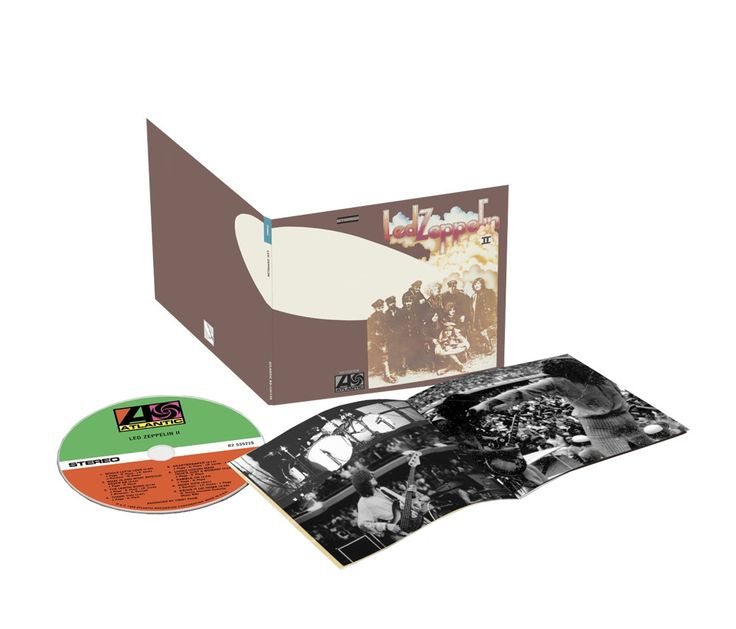Led Zeppelin - Led Zeppelin II on CD