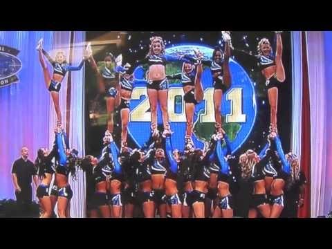 Cheerleading - Maryland Twisters F5