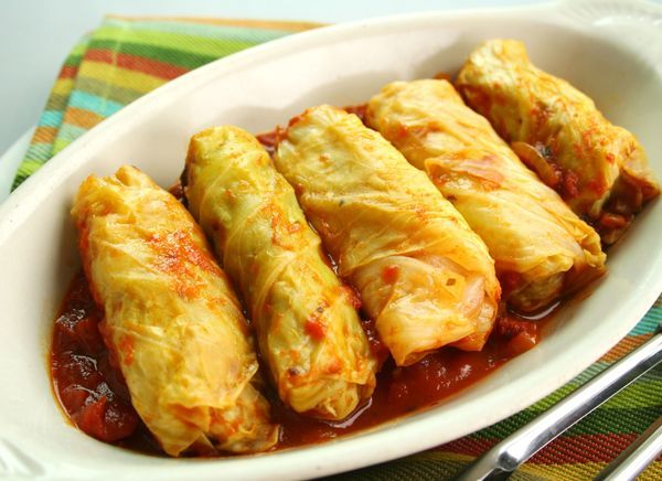 Savory Appetizer Recipe: Cabbage Rolls