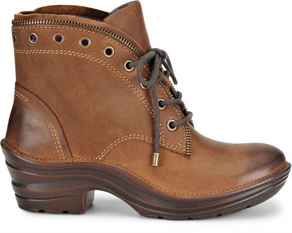 Bionica RANGLEY in Brown · Women's BootsShoe BootsBoot ...