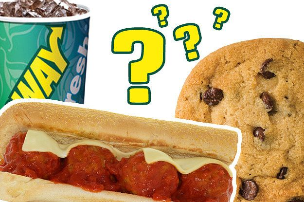 Can We Guess Your Age From Your Subway Order?