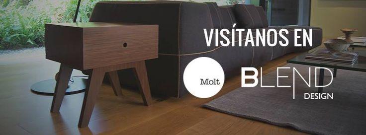 Te invitamos a que veas nuestros muebles en Molt, Blend Design. ¡Ven y déjate conquistar! #Polimob #MOLT #BlendMéxico