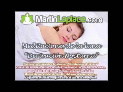 La mejor meditacion guiada para dormir -Combate el insomnio, estres y ansiedad - Martin Laplace - YouTube