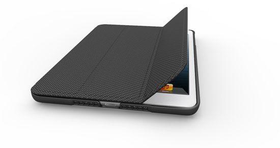 """Mini solo nel nome, per tutto il resto è di taglia Maxi. Indispensabile per proteggere il Mini iPad, perfetto per ogni tipo di utilizzo ed assolutamente """"stiloso"""" come d'abitudine per i prodotti del mondo Cooler Master Mobile: è il Wake Up Folio Mini!  Leggi tutto: http://www.menchic.it/hi-tech/wake-up-folio-mini-la-nuova-smart-cover-per-ipad-mini-creata-da-cooler-master-mobile-18919.html"""