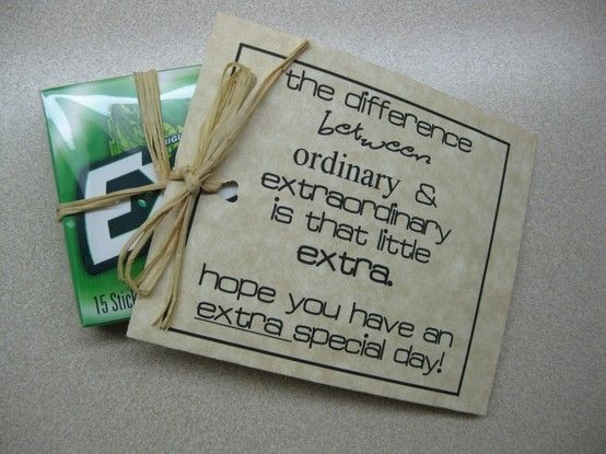 Teacher Appreciation - The difference between ordinary and ...