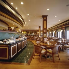 The elegant Crystal Serenity cruise ship, part of Crystal Cruises. @Crystal Chou Cruises #CrystalCruises For more content visit http://www.tipsfortravellers.com/CrystalCruises #cruise #cruising