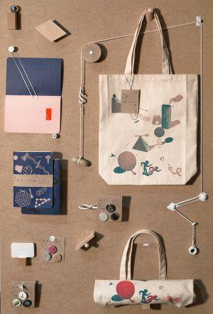 Studio Fludd Design, illustration, Craft