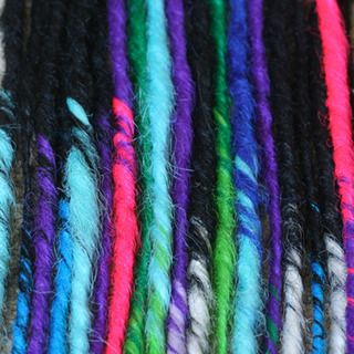 DIY Synthetic Dreads: Transitionals