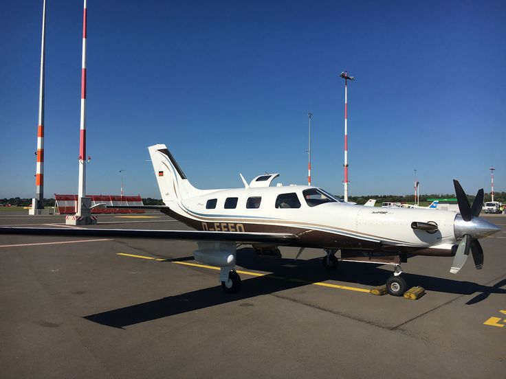 2007 Piper PA-46-350P Jetprop DL for sale in Germany => www.AirplaneMart.com/aircraft-for-sale/Single-Engine-TurboProp/2007-Piper-PA-46-350P-Jetprop-DL/13177/