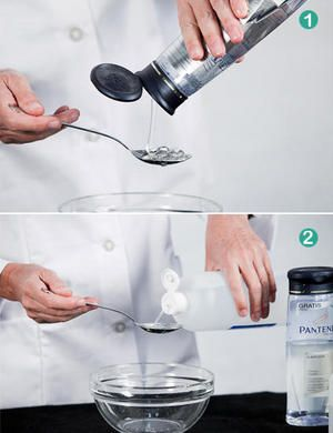 experimento Pompas de jabón irrompibles