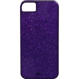 Purple iPhone 5 Glam Case