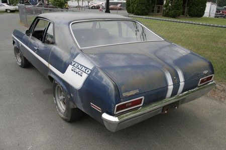 barnfind Yenko Deuce  Chevy  Pinterest  Barn finds Cars and