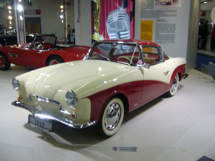 VW Karmann Ghia photos #12 on Better Parts LTD