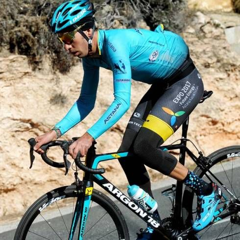 12/02/2017 - Fabio Aru will have a strong Astana roster behind him for his season debut next week at the Tour of Oman February 14-19, including Olympic road race runner-up Jakob Fuglsang, 2016 Abu Dhabi Tour winner Tanel Kangert and Tour of Hainan winner Alexey Lutsenko.