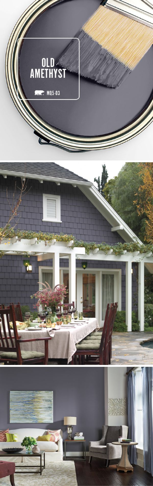 Bring The Exterior Of Your Home Into 21st Century With Behr S Color Month