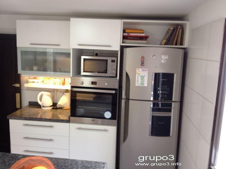 grupo3.cocina T. zona de Té, hornos y heladera.