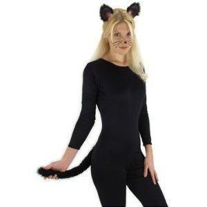 Comment faire un déguisement de chat. Vous cherchez un déguisement simple et confortable pour le carnaval ou une autre fête ? Le costume de chat est un déguisement que nous pouvons élaborer chez nous de façon rapide et il est idéal pour l...