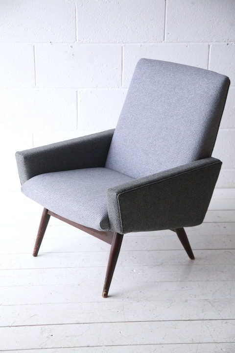 Vintage 1960s Parker Knoll Armchair | Knoll chairs ...