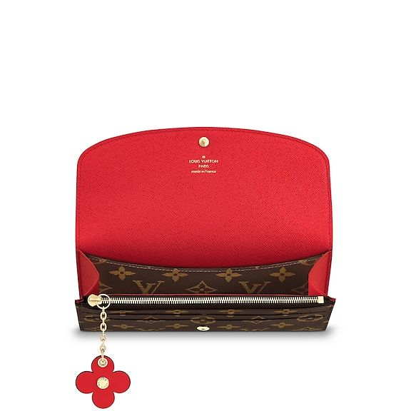 664a77be84 Emilie Wallet | I bought... | Louis vuitton, Wallet, Best wallet
