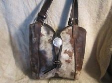 Cool purses made from old cowboy boots