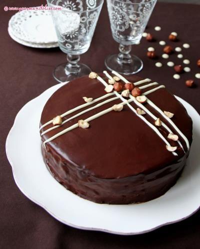 Trésor chocolat - noisette