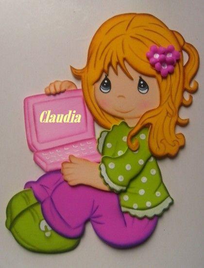 niñita sentada   Foamy/Goma Eva/Crepe Creativity   Pinterest