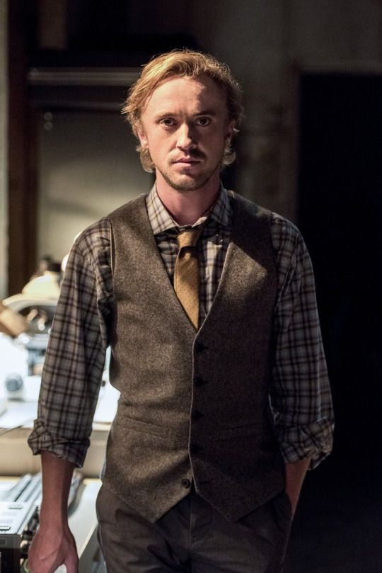 Tom Felton as Julian Albert in The Flash