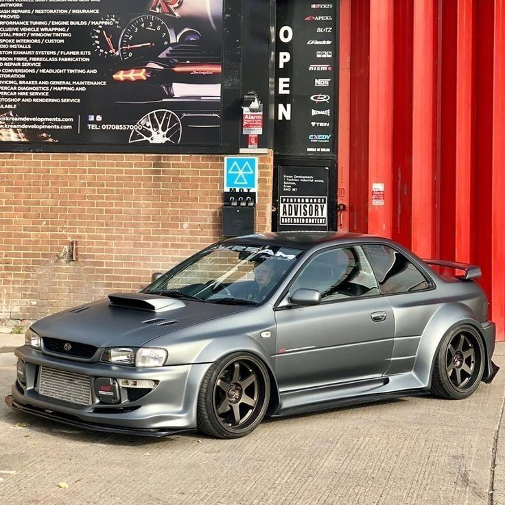 Pin by STEVODB on Cars in 2020 Subaru wrx, Subaru wrx