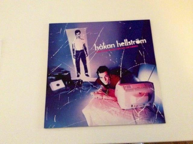 Håkan Hellström - Känn ingen sorg... LP rosa vinyl 100 ex på Tradera.