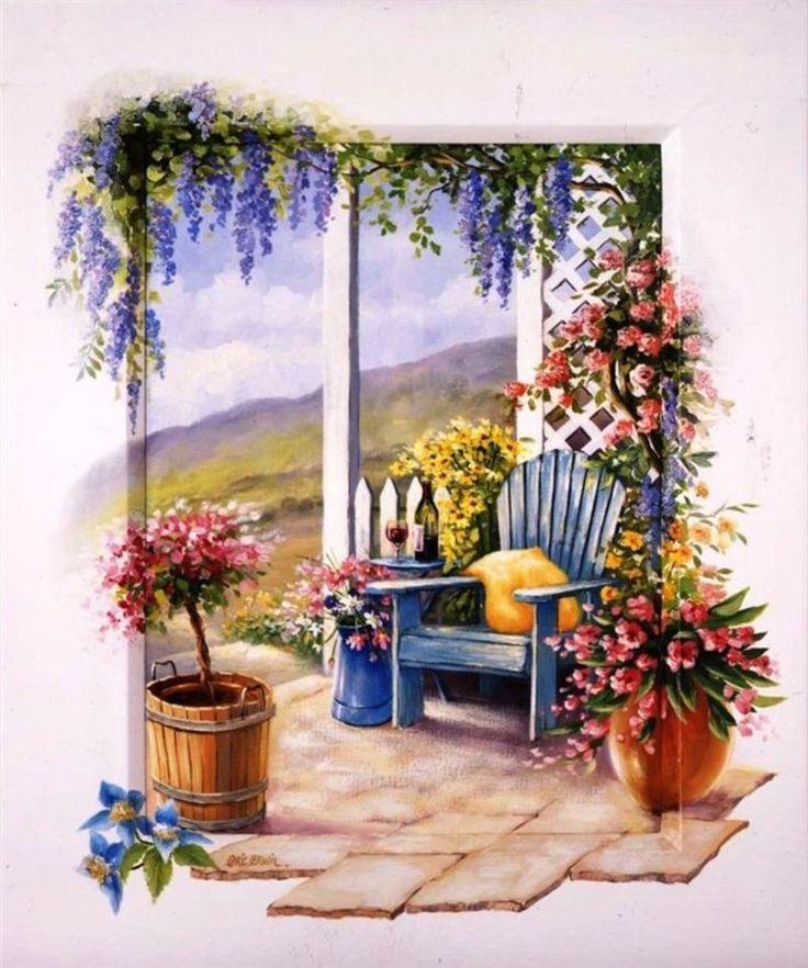 142 best patios terrazas y jardines2 images on pinterest for Patios y terrazas
