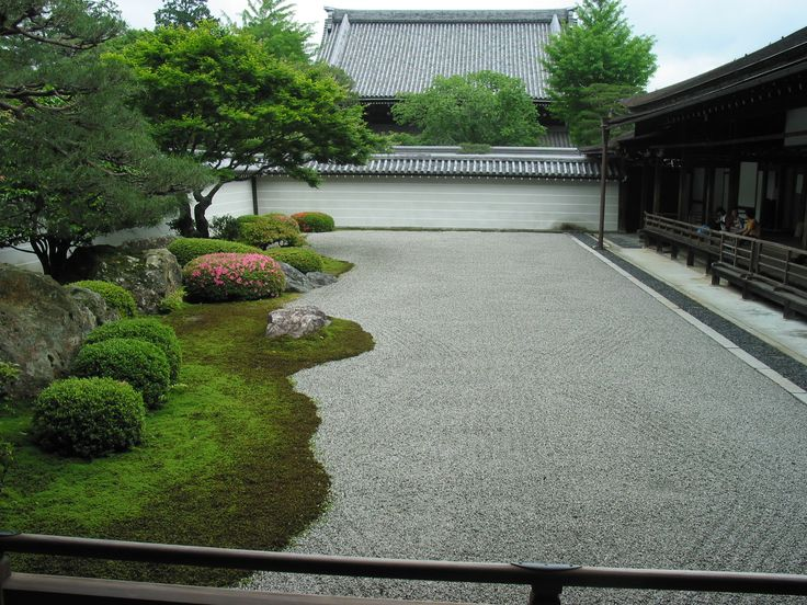 Zen Rock Gardens | Zen Rock Garden At Nanzen Ji. | Mom Denny | Pinterest |  Japanese Rock Garden, Zen Rock And Gardens Part 77