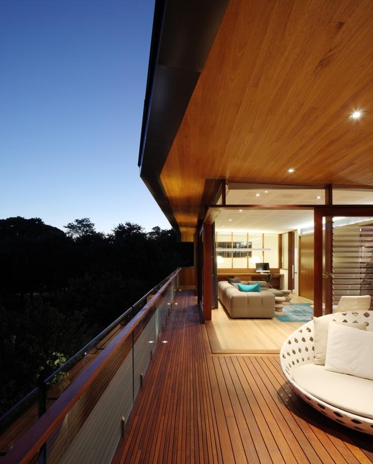 The Park House, Shaun Lockyer Architects, Brisbane, Australia