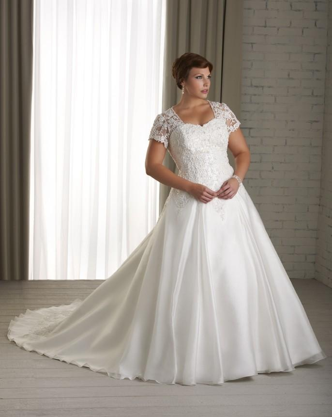 17 best images about plus size wedding dresses on for Plus size wedding dresses utah