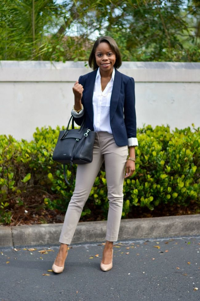 17 Best ideas about Navy Blazer Outfits on Pinterest ...