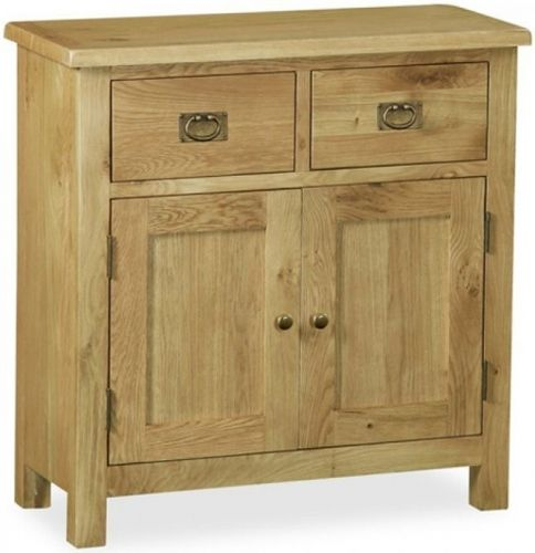 salisbury lite, mini sideboard, sideboard, oak