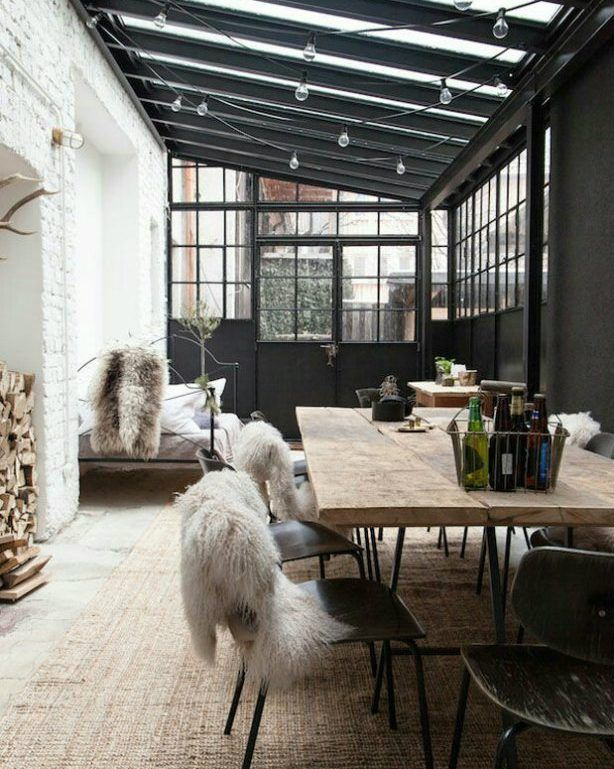 7 ways of transforming interiors with industrial details | Vintage Industrial Style