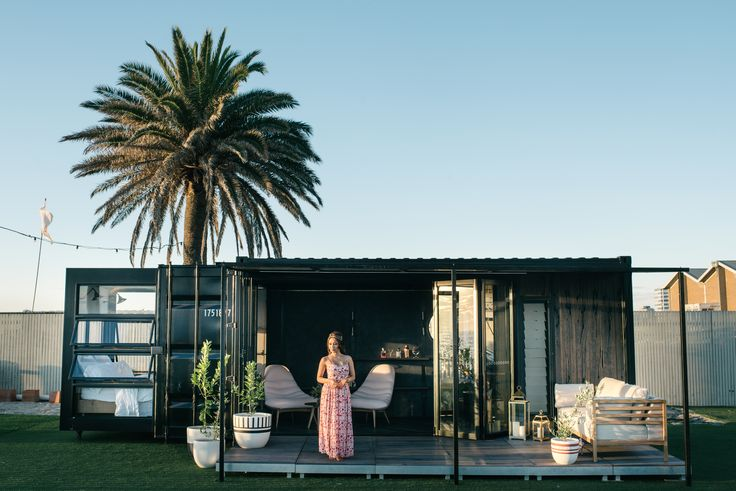 An Australian Firm Makes Portable Hotel Rooms Out of Shipping Containers - Dwell