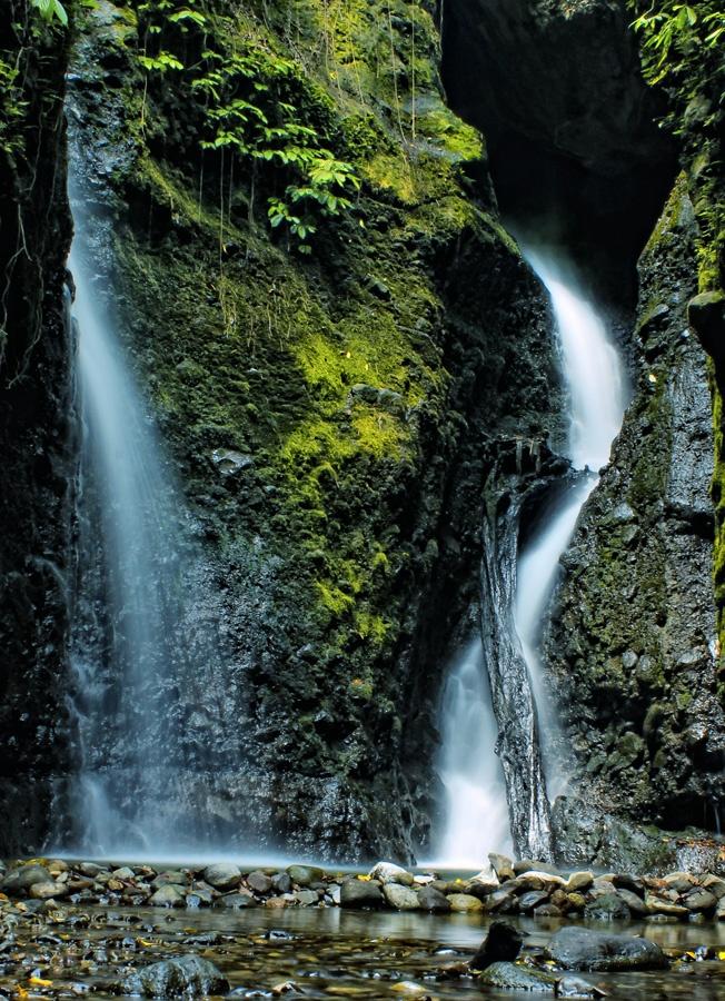 Waterfall Slampir Madiun Still Virgin