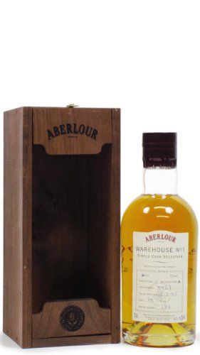 Aberlour – Single Cask Selection #4427 – 1995 14 year old Whisky: Aberlour Whisky Wooden Box 70cl / 700ml