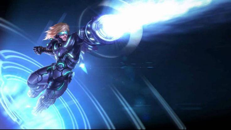 Pulsefire Ezreal League Of Legends Login Screen With Music(+재생목록)