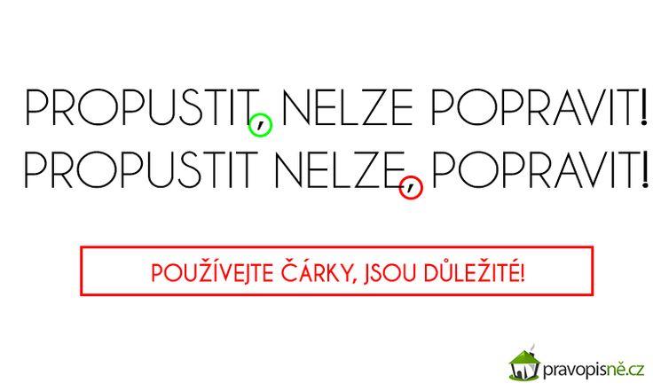 Propustit! Popravit! Nebo ne?  http://pravopisne.cz/